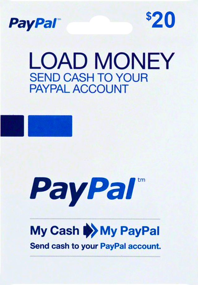Free Paypal Gift Card Codes $20