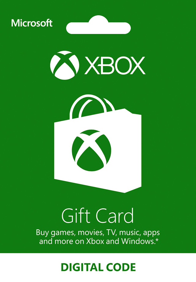 Free Xbox Gift Card Codes